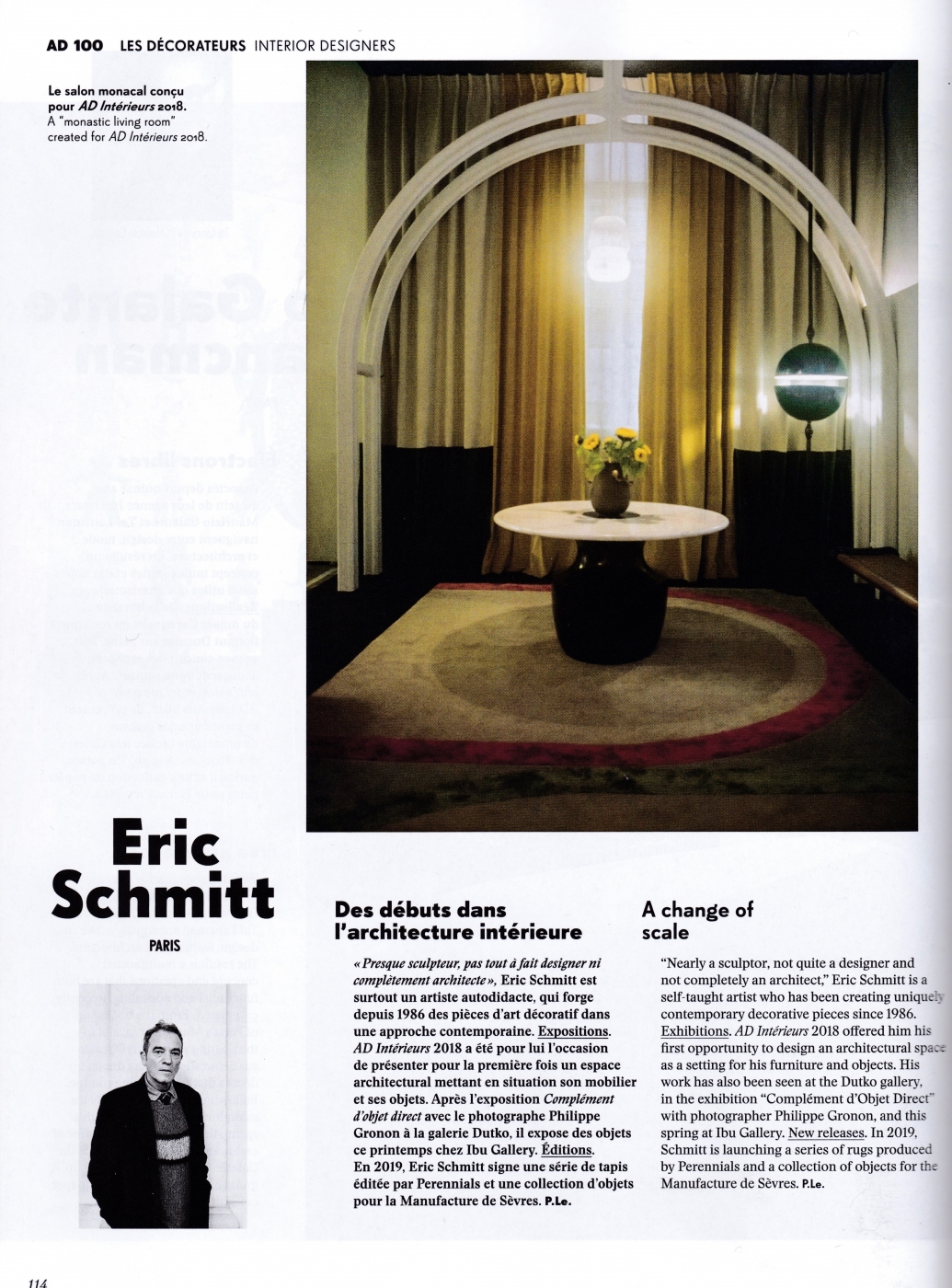 AD Architectural Digest 100